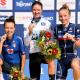 Cyclisme - Trente 2021 Églantine Rayer en bronze chez les juniors, Linda Riedmann sacrée