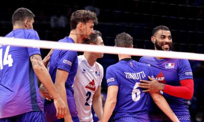 EuroVolley masculin 2021 les Bleus s'imposent sereinement face à la Croatie