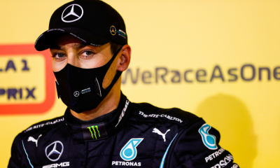 F1 George Russell rejoint Mercedes
