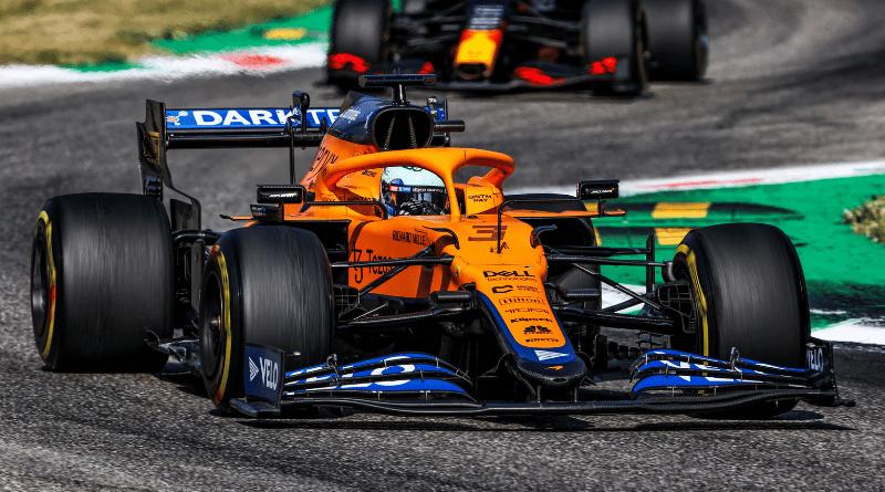 Grand Prix d'Italie Daniel Ricciardo renoue avec la victoire dans le temple de la vitesse
