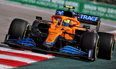 Grand Prix de Russie Première pole position en Formule 1 pour Lando Norris