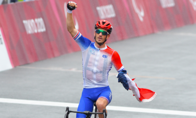 Jeux Paralympiques de Tokyo - Cyclisme sur route : l'or pour Kévin Le Cunff en course en ligne