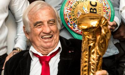 Jean-Paul Belmondo, une vie sur le ring