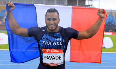 Jeux Paralympiques de Tokyo - Athlétisme : Dimitri Pavadé en argent au saut en longueur