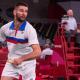 Jeux Paralympiques de Tokyo - Badminton Lucas Mazur en finale du tournoi SL4