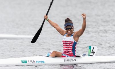 Jeux Paralympiques de Tokyo - Canoë-Kayak Nélia Barbosa vice-championne paralympique