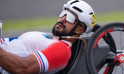 Jeux Paralympiques de Tokyo - Cyclisme Le relais français en argent derrière l'Italie