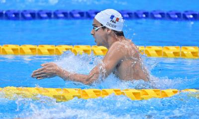 Jeux Paralympiques de Tokyo - Natation : Ugo Didier en bronze sur le 200m 4 nages