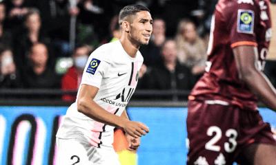 Ligue 1 Le PSG s'en sort miraculeusement à Metz, Lyon domine Troyes
