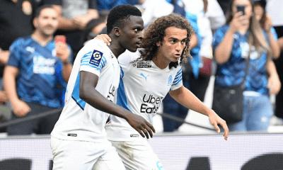 Ligue 1 : Marseille s'impose avec la manière face à Rennes