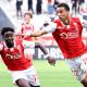 Ligue 1 : Reims et Metz font la bonne opération, Troyes et Angers se neutralisent
