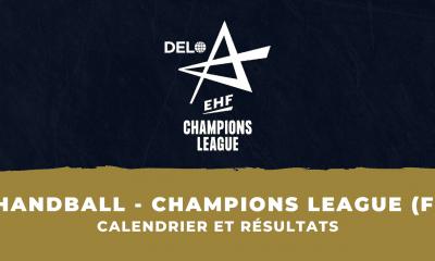 Ligue des champions féminine de handball 20212022 calendrier et résultats