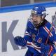 Merveille du hockey russe, Matvei Michkov s'offre un premier doublé à seulement 16 ans