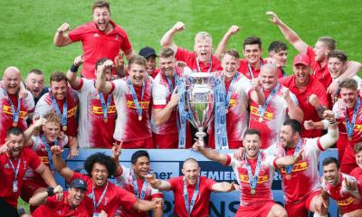 Preview Premiership Rugby 2021/2022 : Qui pour remporter le titre cette saison ?