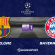 Pronostic Barcelone - Bayern Munich, 1ère journée de Ligue des champions