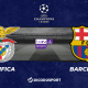 Pronostic Benfica - Barcelone, 2ème journée de Ligue des champions