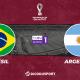 Pronostic Brésil - Argentine, qualifications Coupe du monde 2022