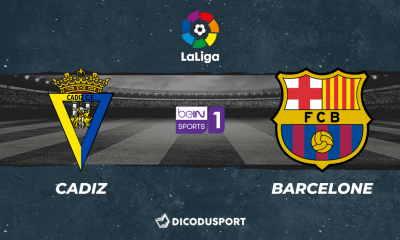 Pronostic Cadiz - FC Barcelone, 6ème journée de Liga