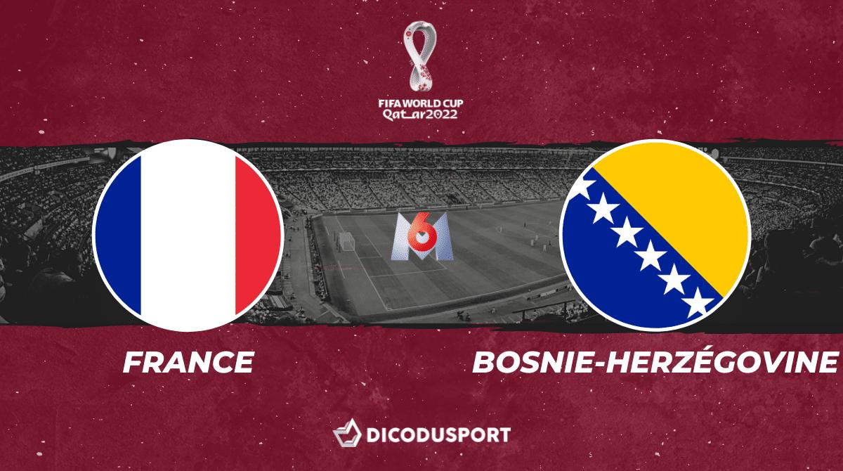 Pronostic France - Bosnie-Herzégovine, Qualifications Coupe du monde 2022