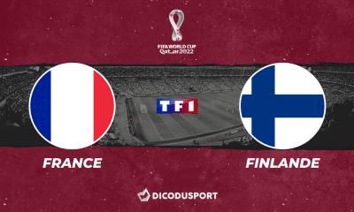 Pronostic France - Finlande, qualifications Coupe du monde 2022