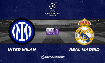 Pronostic Inter Milan - Real Madrid, 1ère journée de Ligue des champions