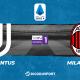 Pronostic Juventus - Milan AC, 4ème journée de Serie A