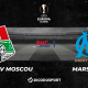 Pronostic Lokomotiv Moscou - Marseille, 1ère journée de la Ligue Europa