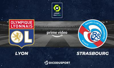 Pronostic Lyon - Strasbourg, 5ème journée de Ligue 1