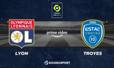 Pronostic Lyon - Troyes, 7ème journée de Ligue 1