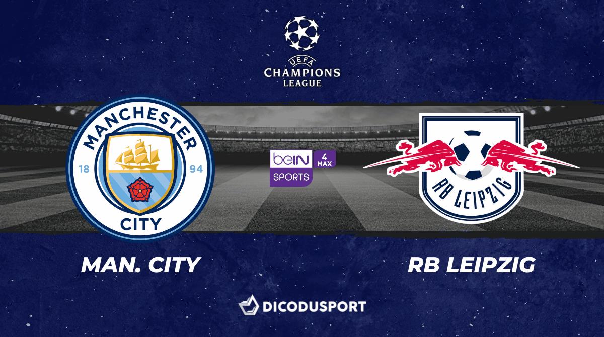 Pronostic Manchester City - Leipzig, 1ère journée de Ligue des champions