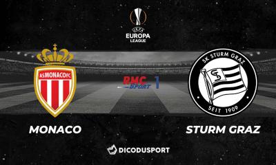 Pronostic Monaco - Sturm Graz, 1ère journée de la Ligue Europa