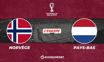 Pronostic Norvège - Pays-Bas, Qualifications Coupe du monde 2022
