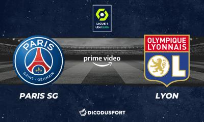 Pronostic PSG - Lyon, 6ème journée de Ligue 1
