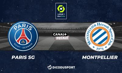 Pronostic PSG - Montpellier, 8ème journée de Ligue 1