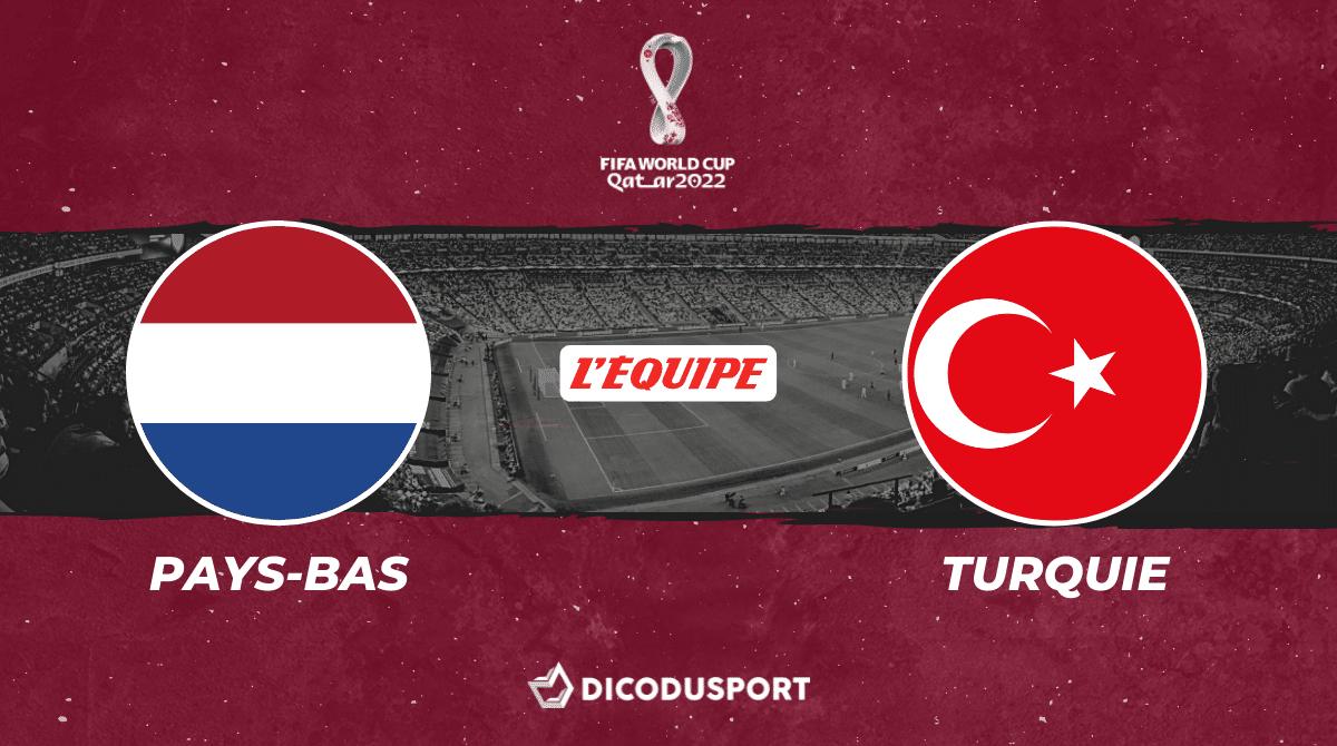 Pronostic Pays-Bas - Turquie, qualifications Coupe du monde 2022
