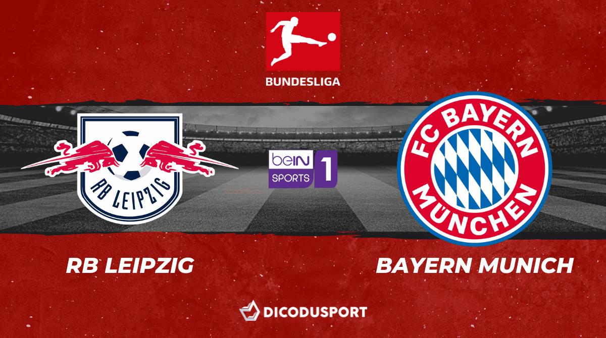 Pronostic RB Leipzig - Bayern Munich, 4ème journée de Bundesliga