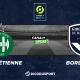 Pronostic Saint-Étienne - Bordeaux, 6ème journée de Ligue 1