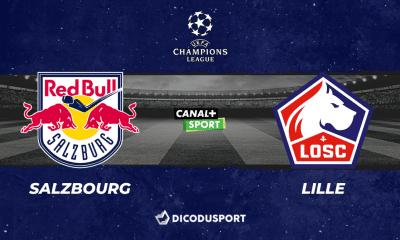 Pronostic Salzbourg - Lille, 2ème journée de Ligue des champions