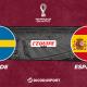 Pronostic Suède - Espagne, Qualifications Coupe du monde 2022