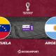 Pronostic Venezuela - Argentine, qualifications Coupe du monde 2022