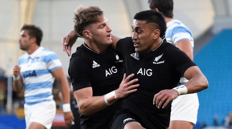 Rugby Championship La Nouvelle-Zélande surclasse l'Argentine