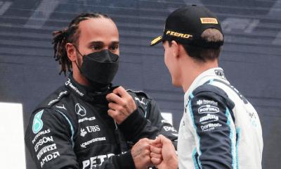 Russell - Hamilton Line-up de rêve ou relations conflictuelles pour Mercedes
