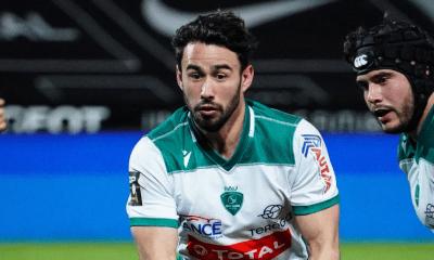 Top 14 Antoine Hastoy évoluera au Stade Rochelais la saison prochaine