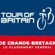 Tour de Grande-Bretagne 2021 - le classement général