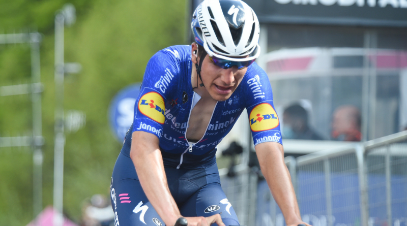 Tour de Luxembourg : Joao Almeida remporte la 1ère étape en costaud