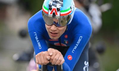 Trente 2021 : L'Italie championne d'Europe sur le relais mixte, la France 4ème