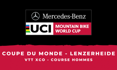 VTT XCO - Coupe du monde de Lenzerheide le classement de la course hommes