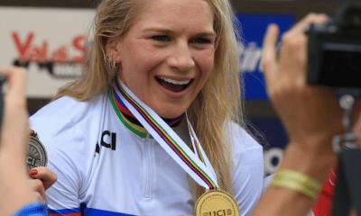 VTT XCO Lenzerheide Récente championne du monde, Evie Richards s'impose