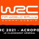 WRC 2021 - Rallye de l'Acropole - Grèce le classement général