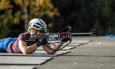 Biathlon Summer Tour : Anaïs Bescond championne de France sur le sprint